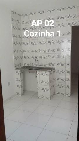 Vendo ou troco apartamento com galpão - Foto 3