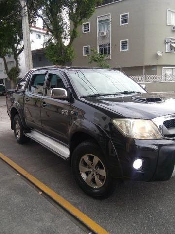 Hilux 2009 srv 3.0 4x4 aut. Diesel,Exc.estado, pneus novos e km bx - Foto 2
