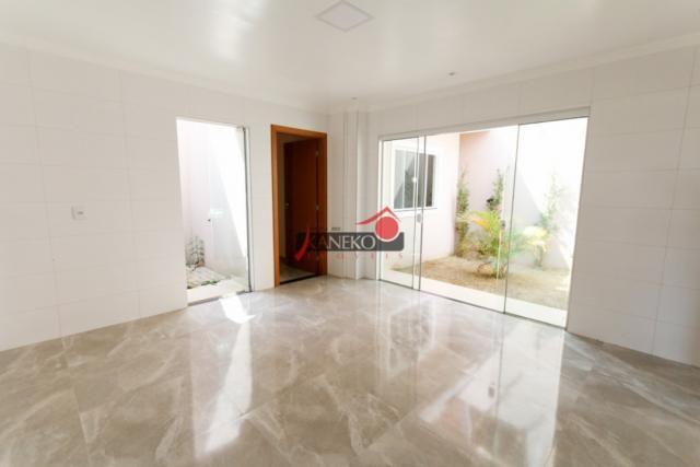 8287 | casa à venda com 3 quartos em boqueirão, guarapuava - Foto 7