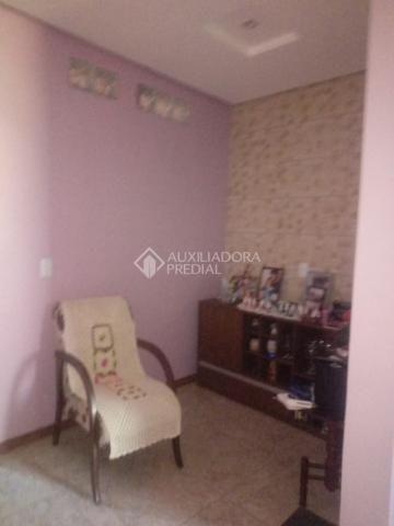 Casa à venda com 2 dormitórios em Igara, Canoas cod:306275 - Foto 4