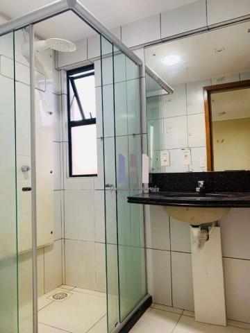 Apartamento com 3 dormitórios para alugar, 101 m² por r$ 2.800,00 - alecrim - natal/rn - Foto 11