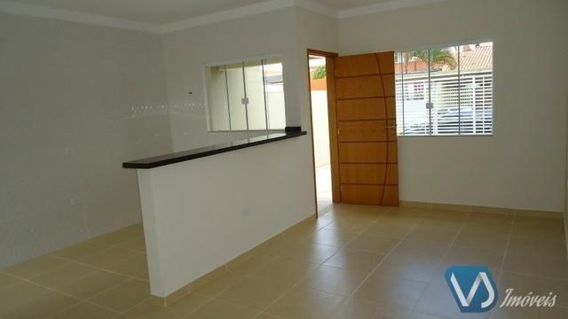 Casa assobradada no Jd. Monte Sinai para locação, 3 quartos, 140 m² - Londrina/PR - Foto 2