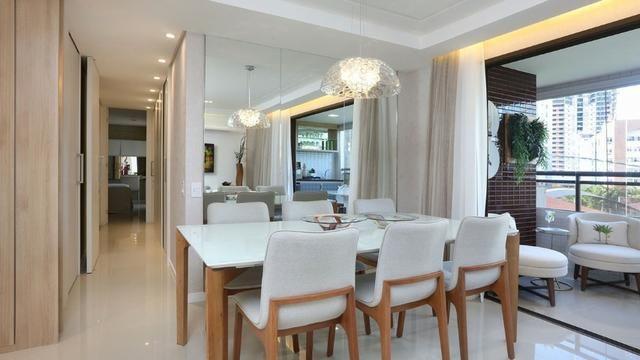Vendo apartamento no Cocó com 123 m², 3 suítes e 3 vagas na garagem - Foto 3
