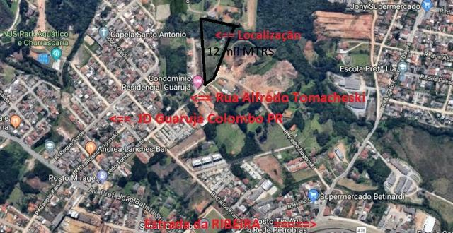 Terreno Residencial. Chacara 12.000 mtrs em Colombo para condominio - Foto 3