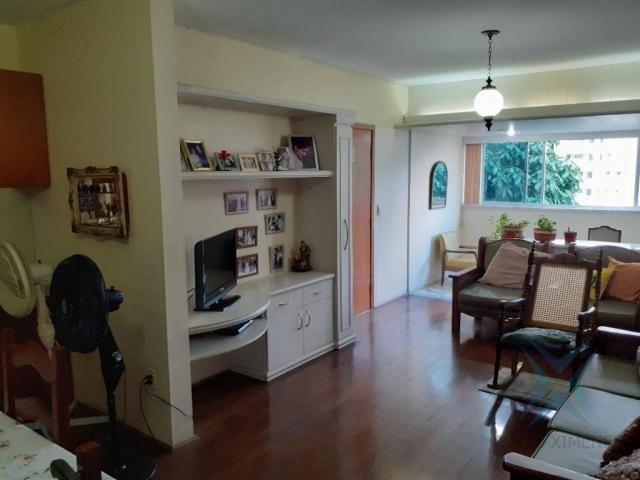 Apartamento com 3 dormitórios para locação ou venda, 150 m² por r$ 500.000 - meireles - fo - Foto 19