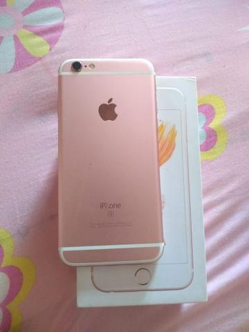 IPhone 6s rose 16 GB esse aceito proposta