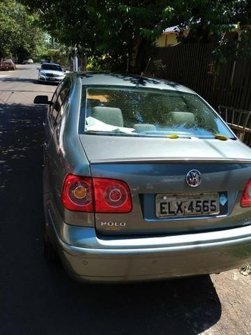 Volkswagen VW Polo 1.6 sedan Flex 4 Portas Comfort line 2008 - Foto 2