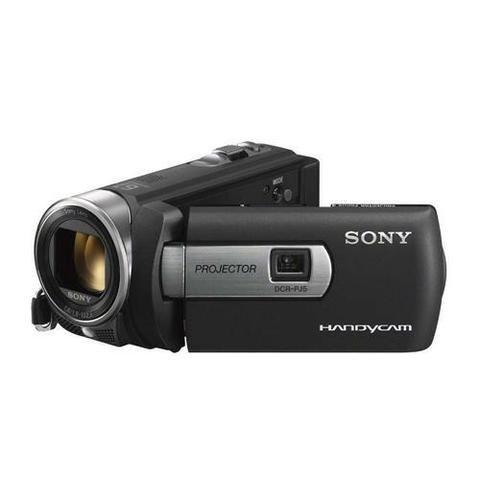 Filmadora Sony com Projetor Integrado
