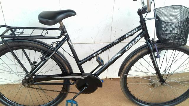 Bicicleta em perfeito estado 180 entrego. - Foto 4