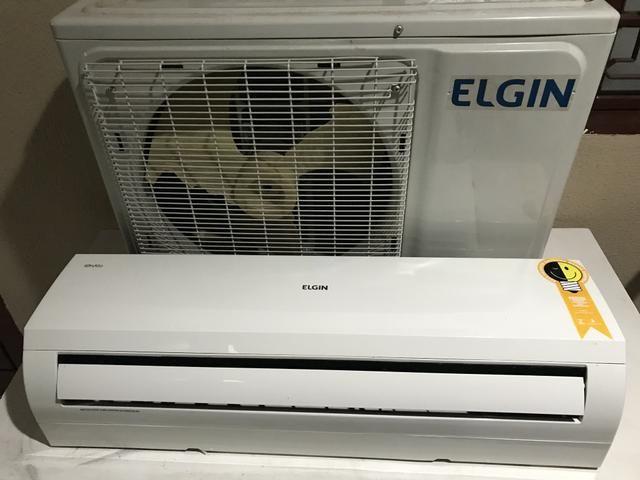 Ar condicionado elgin 12.000 íon air