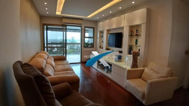 Barra da tijuca. rio2. apartamento com 4 dormitórios à venda, 147 m² por r$ 1.150.000 - ba - Foto 3