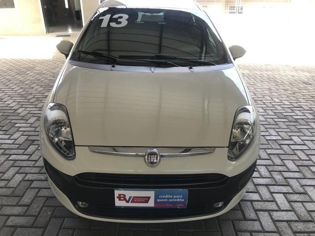 Fiat / Punto essence 1.6 2013 completo - Foto 11
