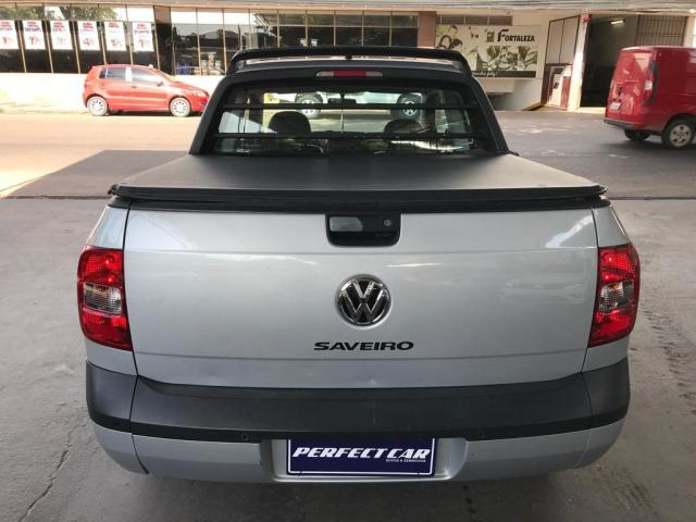 VOLKSWAGEN SAVEIRO 2014/2015 1.6 MI TRENDLINE CD 8V FLEX 2P MANUAL - Foto 10