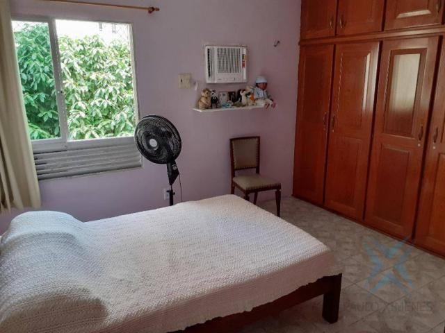 Apartamento com 3 dormitórios para locação ou venda, 150 m² por r$ 500.000 - meireles - fo - Foto 9