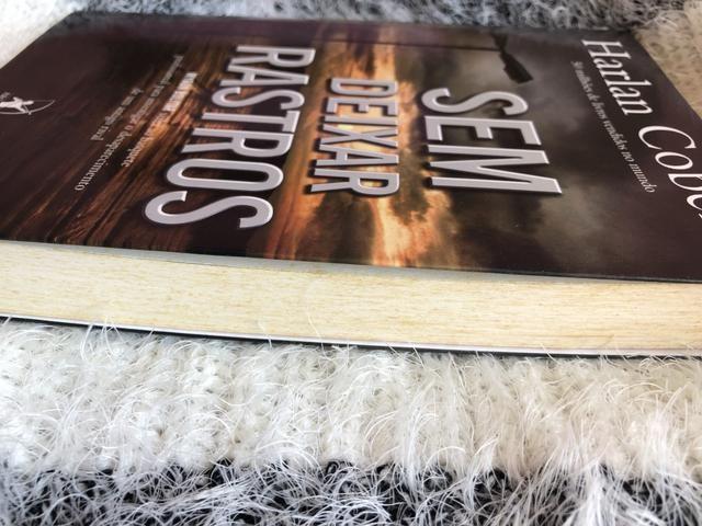 Livro: Sem deixar rastros - Harlan Coben - Foto 2