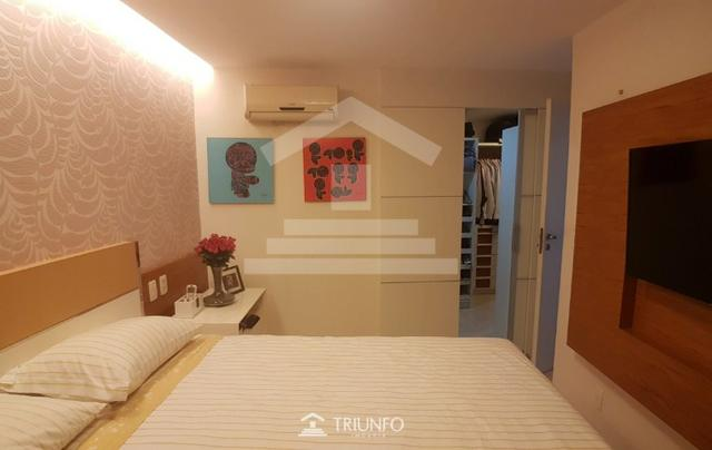 (HN) MIrante do Parque no Cocó com 83m² - 2 quartos ( Sala foi ampliada ) - Foto 5