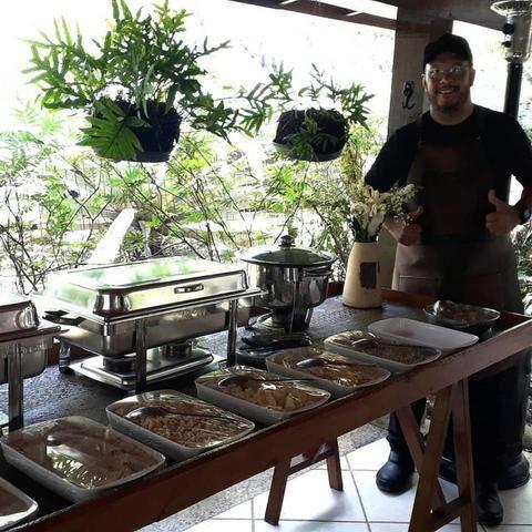 Churrasqueiro, buffet de churrasco, consultoria e organização de eventos