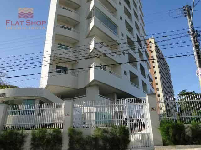 Apartamento com 3 dormitórios à venda, fortaleza/ce