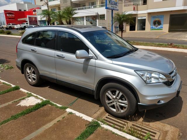 Honda CRV 2.0 EXL 4 WD 10/11