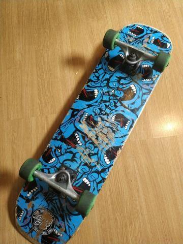 Skate Completo - Ótimas peças!!! - Foto 5
