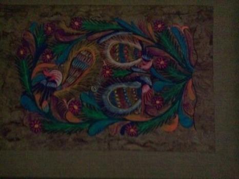 Quadros artesanato Mexicano - Foto 3