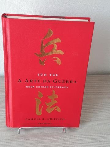 Livro A Arte da Guerra - Capa Dura - Edição Ilustrada - Foto 2