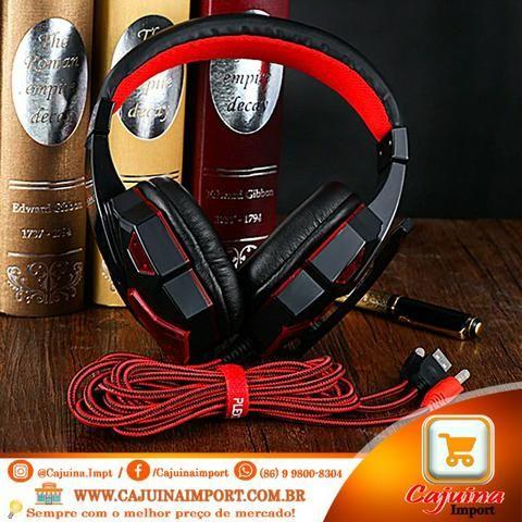 Headset Gamer Estéreo T19hg11led19 - Foto 3