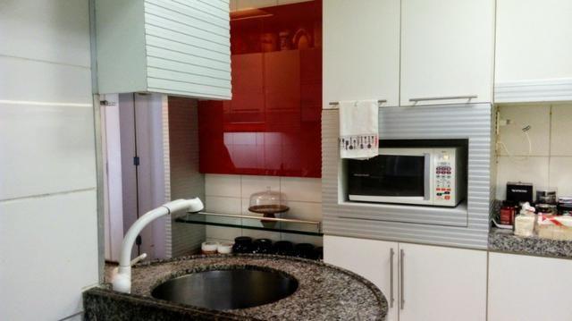 Apartamento projetado no Meireles 117m, 2 suítes com closet, Escritório, 3 vagas - Foto 14