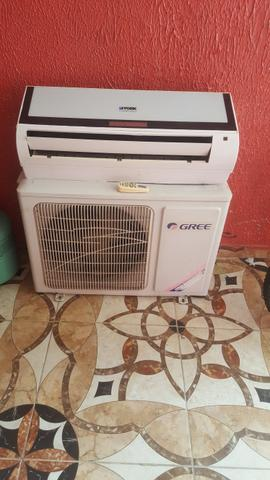 Desapegar do ar condicionado