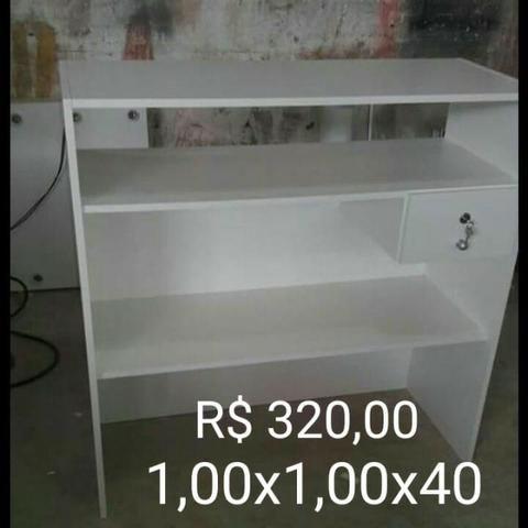 Balcões a partir de R$ 280,00em mdf15mm vários modelos e preços - Foto 5