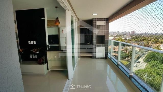 (HN) TR 15197 - Soho no Edson Queiroz com 92m² - 3 quartos - 2 vagas - Lazer completo - Foto 4