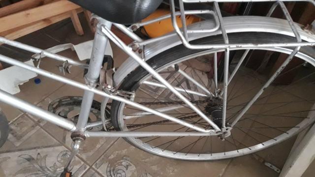 Bicicleta antiga marca Peugeot - Foto 2