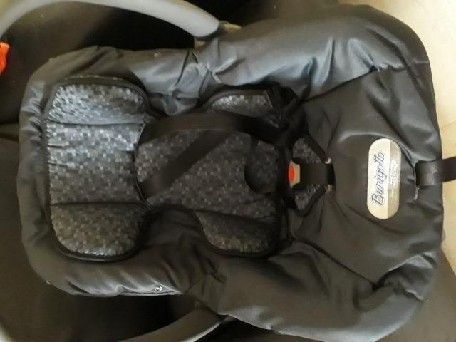 Carrinho de bebê Burrigoto - Foto 2