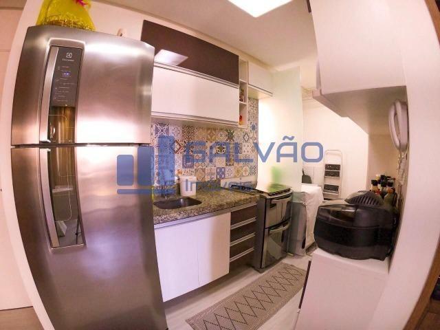 MR- Praças Reservas, apartamento 2Q com Suíte e Lazer Completo
