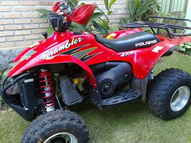 Quadriciclo Polaris scrambler 500cc