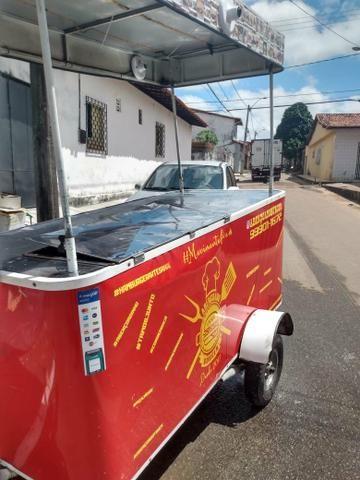 Food truck retrô ; - Foto 4