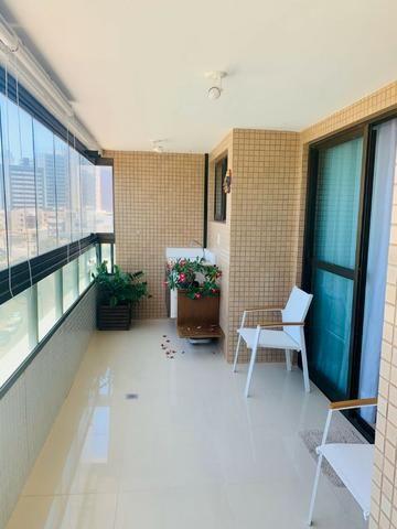 Apartamento 2/4 , Varanda Gourmet, Vista Mar Todo Novo Para Venda! - Foto 3