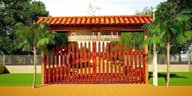 Chácaras do Pupunhal - 100% Legalizado e com Obras Iniciadas )-( - Foto 5