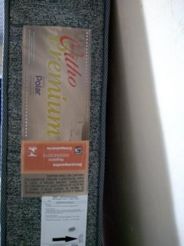 Vendo colchão Solteiro (Novo) - Foto 2
