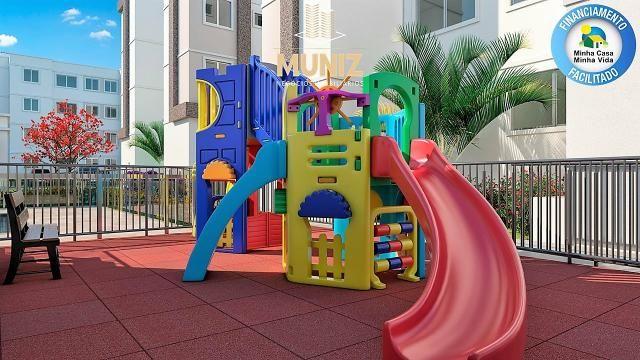 RS Lançamento Res. Villa dos Cajueiros, Socorro, Jaboatão, 2 quartos, Entrada Facilitada! - Foto 4