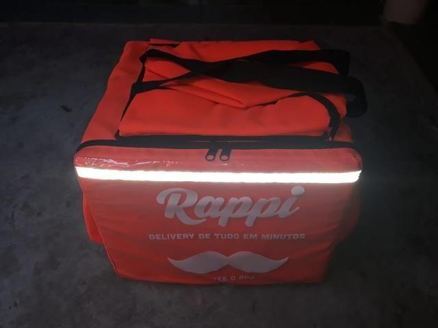 Bag de entregador. (NOVA)