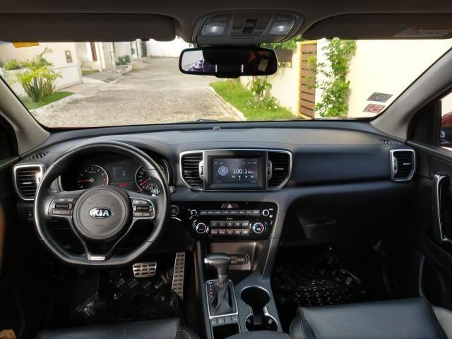 Kia sportage ex2 2.0 Flex 16/17 ex automático teto solar - Foto 10