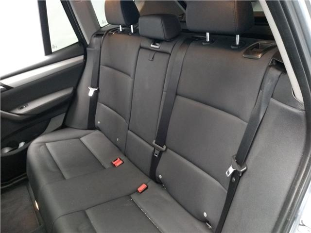 Bmw X3 2.0 20i 4x4 16v gasolina 4p automático - Foto 11