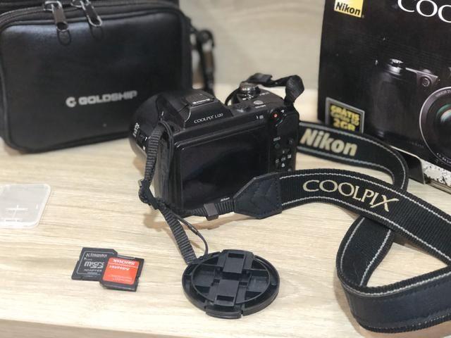 Câmera Nikon L120 Coolpix