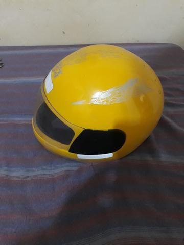 Capacete de para moto taxi - Foto 2