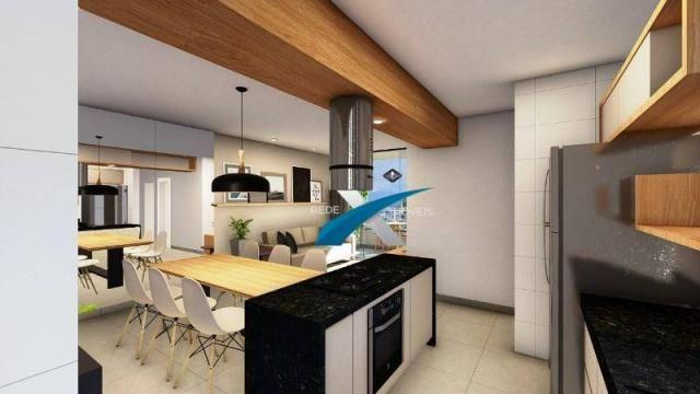 Apartamento com 3 dormitórios à venda, 80 m² por r$ 369.999 - havaí - belo horizonte/mg - Foto 3