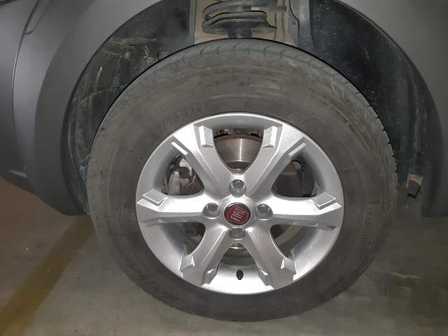 Fiat Strada Hard Working CS Fire Flex 1.4 08 Válvulas 2019 - Foto 17
