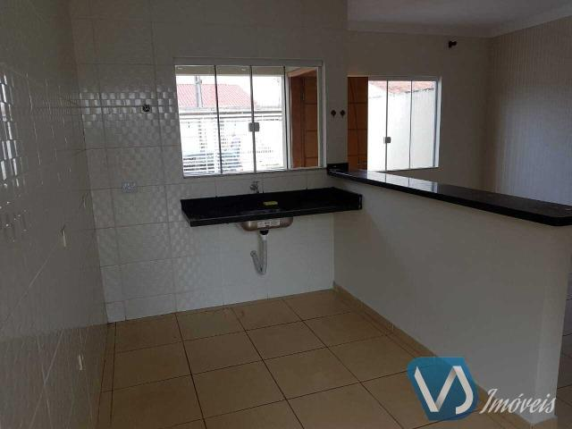Casa assobradada no Jd. Monte Sinai para locação, 3 quartos, 140 m² - Londrina/PR - Foto 5