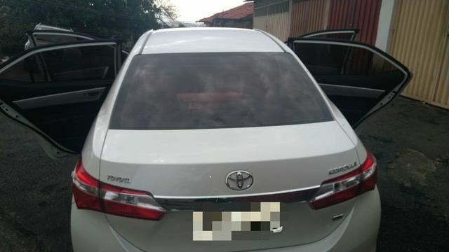 Corolla 2017 ( carro completo e não aceito trocas) - Foto 3