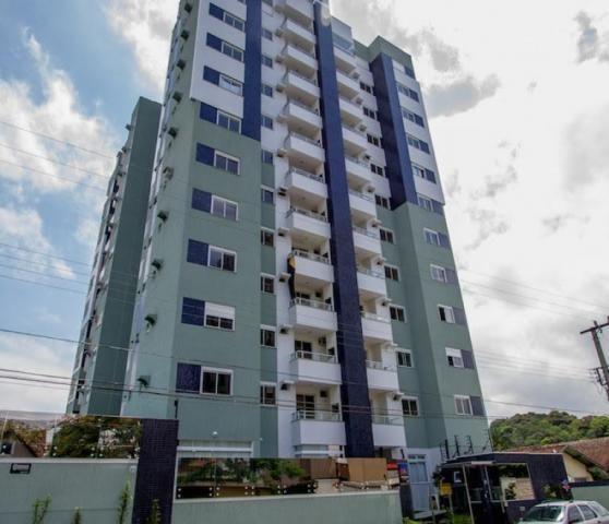 Apartamento à venda com 2 dormitórios em Anita garibaldi, Joinville cod:472